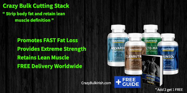 The best cutting stack is a combination of four legal steroid alternatives